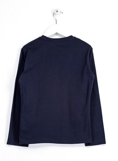Morhipo Kids Baskılı Sweatshirt Lacivert